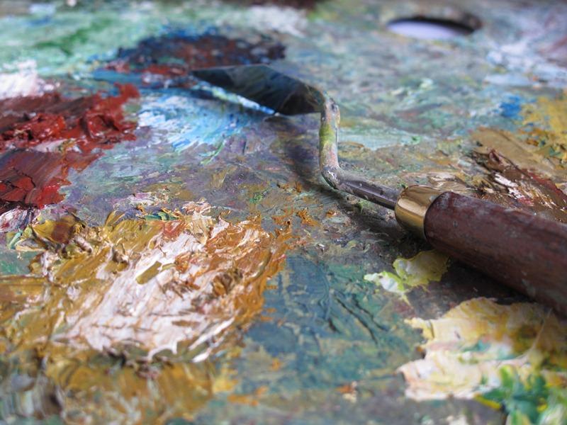 Favorito Tecniche di pittura | Miria Carla Liliana Manzoni VY89